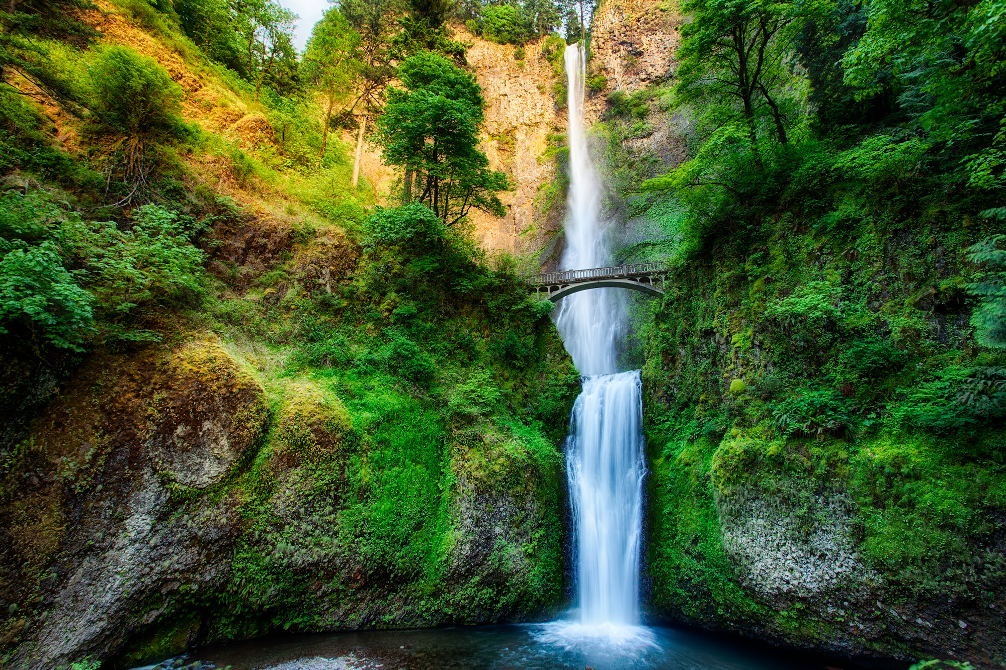 6 must see day trips from portland - Oregon nature wallpaper ...