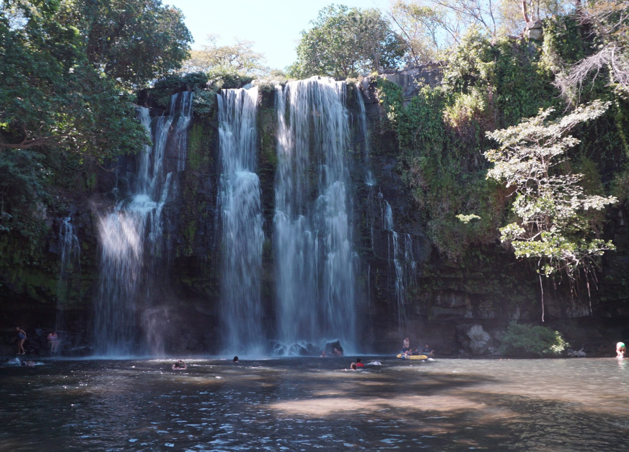 Llanos De Cortez Waterfall Fit Two Travel
