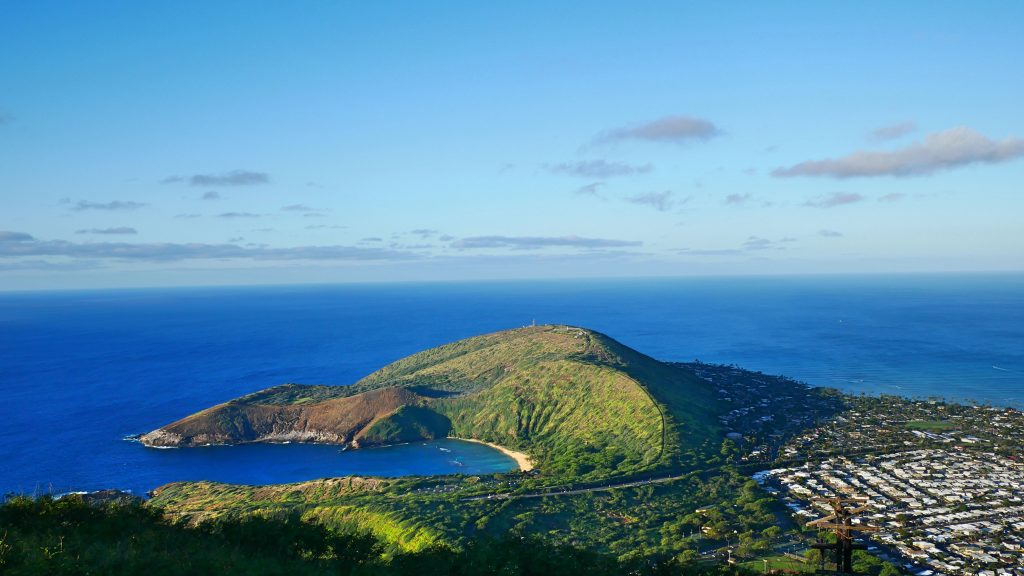 Surviving All 1048 Stairs To The Top Of Koko Head Trail