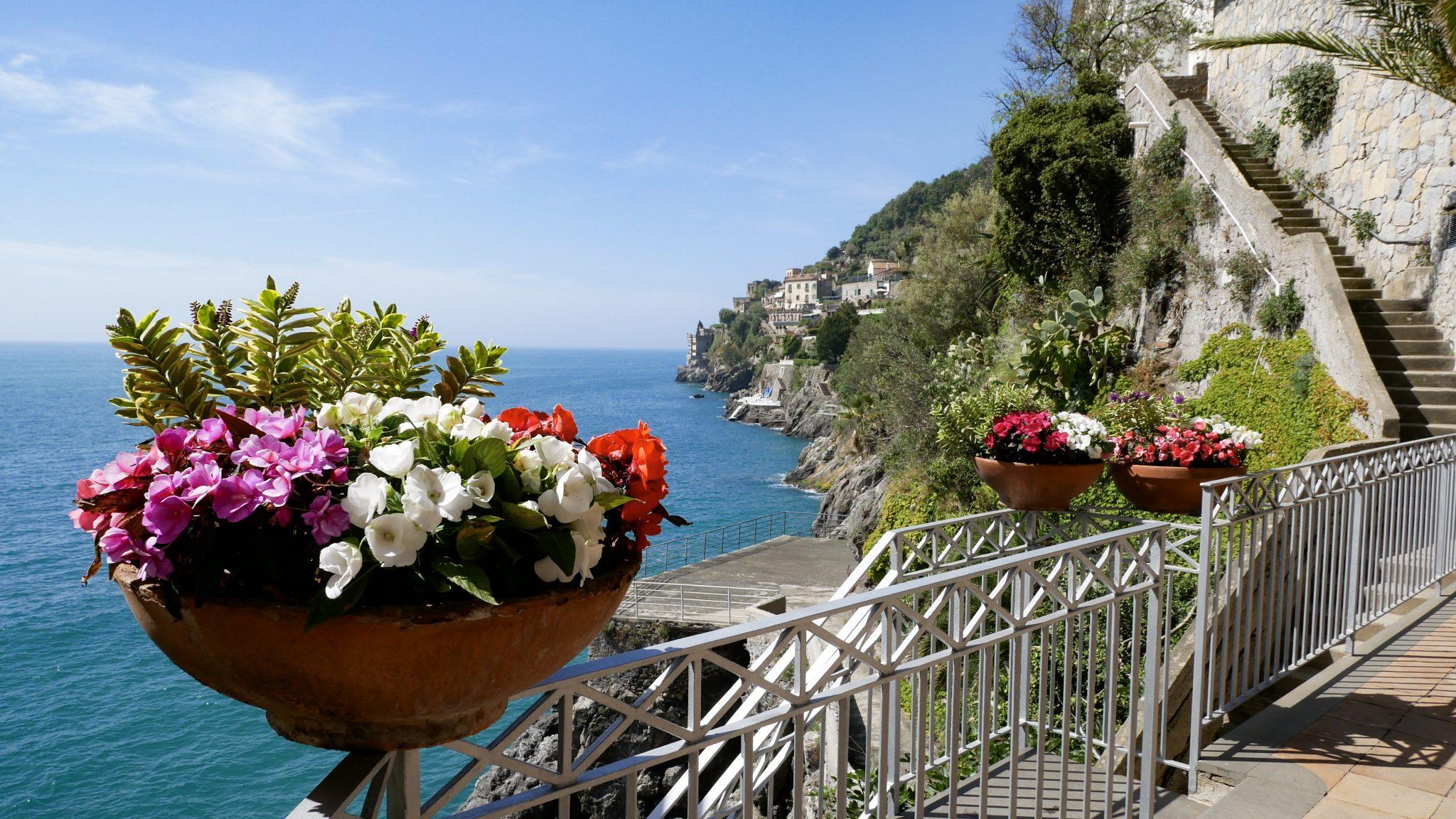 Hotel Marmorata A Cliffside Oasis Along The Amalfi Coast