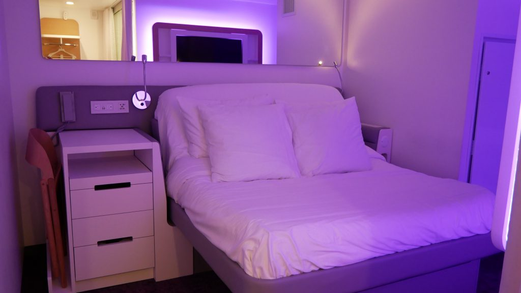 Yotel Boston A Hip Affordable Luxury Hotel In The Seaport